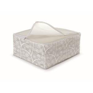 Biely uložný box na prikrývky Cosatto Ramage, 45x45cm