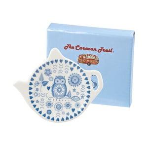 Porcelánový tanierik na čajové vrecúško Churchill Penzance