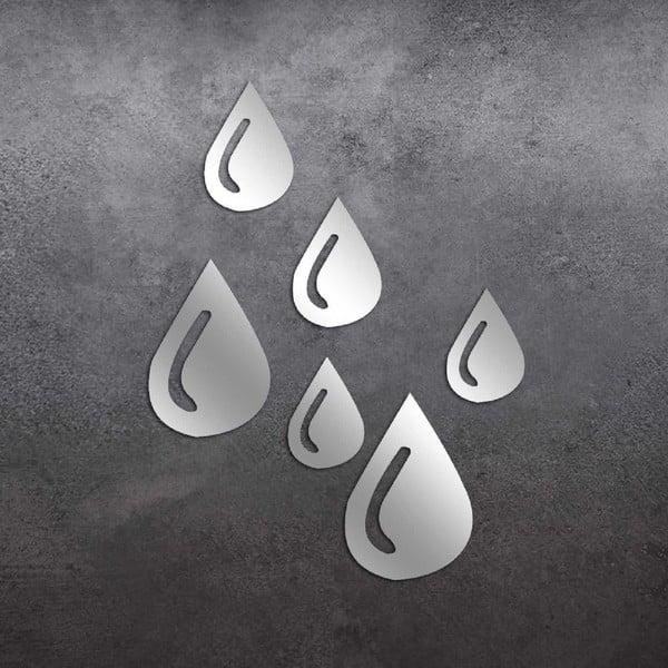 Dekorativní zrcadlo Rain Drop