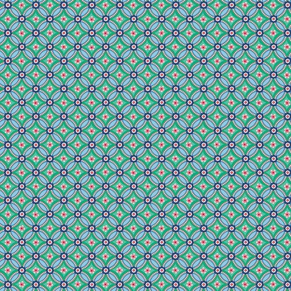 Tapeta Pip Studio Geometric, 0,52x10 m, zelená