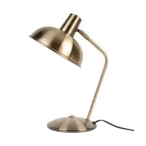 Stolová lampa v zlatej farbe Leitmotiv Hood