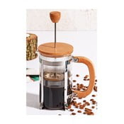 French press s bambusovým viečkom Kutahya bisous, 600 ml