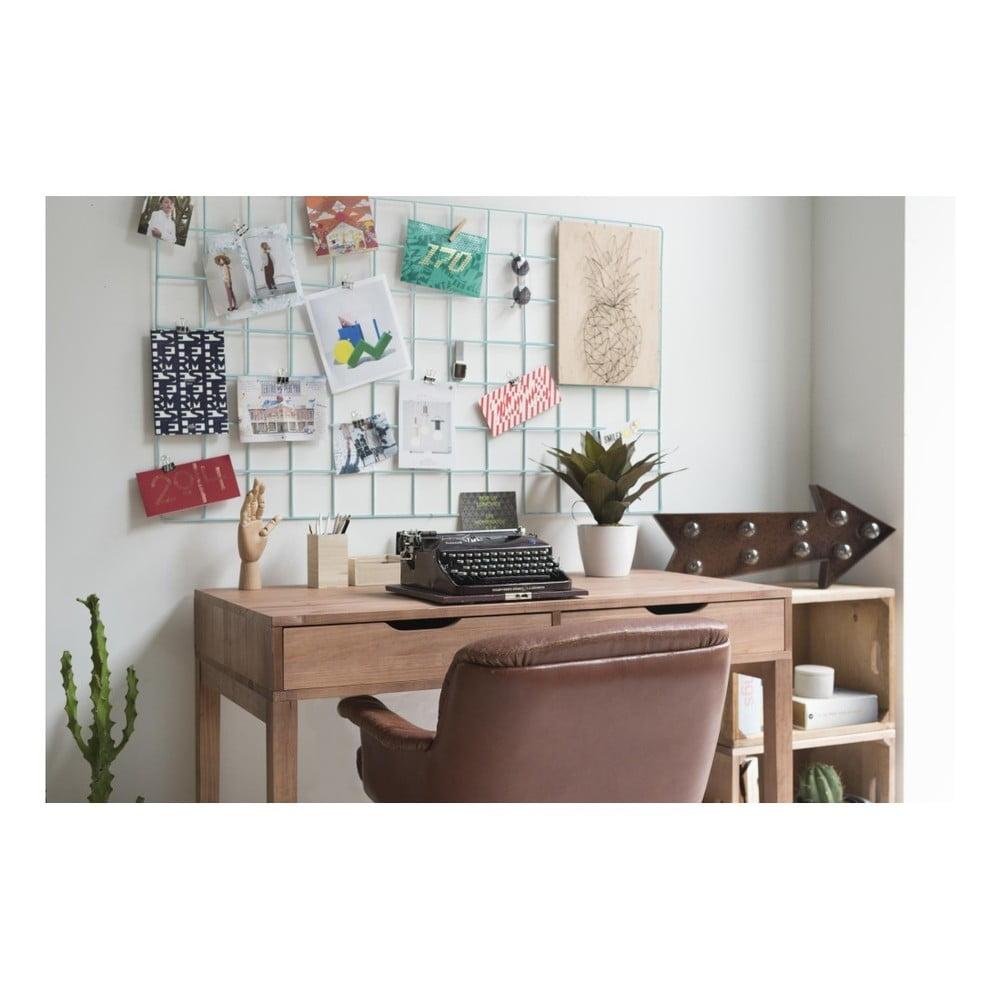biela kovov n stenka really nice things memo bonami. Black Bedroom Furniture Sets. Home Design Ideas