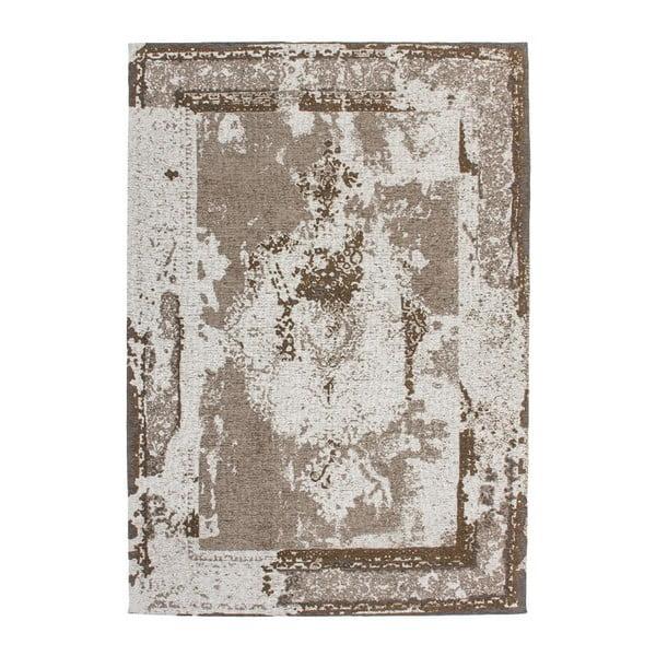 Koberec Brown Autumn, 80x150 cm