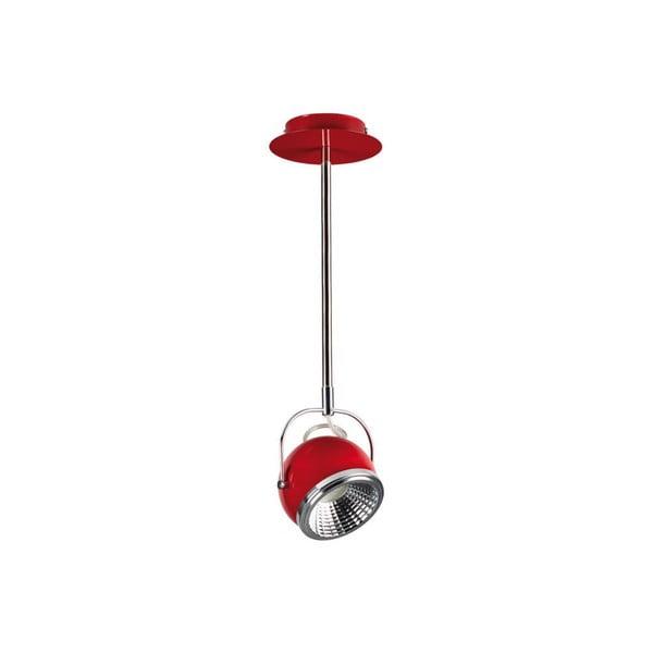 Závesné svetlo Ball Uno Red