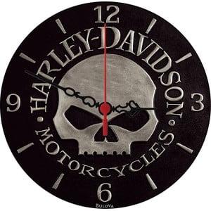 Nástenné hodiny Harley Davidson, 30 cm