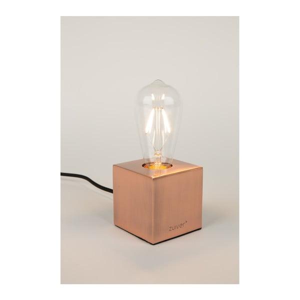 Stolová lampa v medenej farbe Zuiver Bolch
