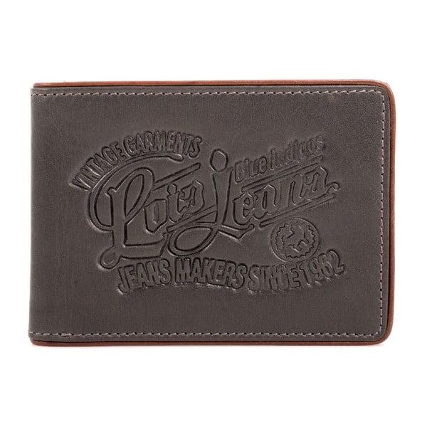Kožená peňaženka Lois Jeans Mood, 11x8,5 cm