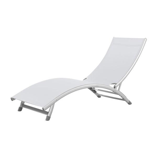 Ležadlo Lounger White