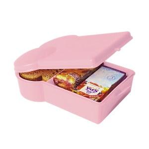Desiatový box, svetlo ružový