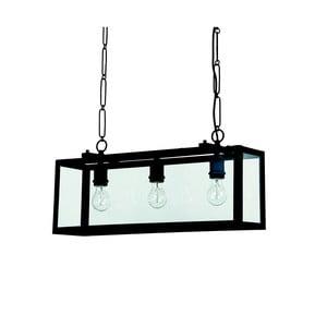 Čierne stropné svietidlo Evergreen Lights Manolo Tudo