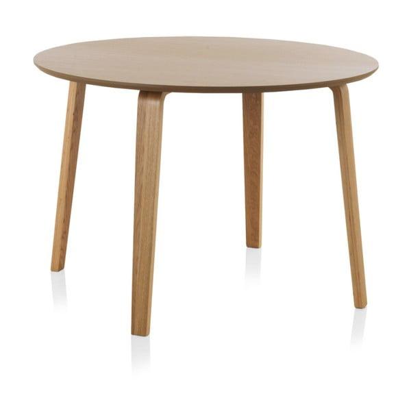 Okrúhly jedálenský stôl Geese Natural, ⌀110 cm