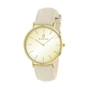 Zlato-béžové dámske hodinky Black Oak Sofisto