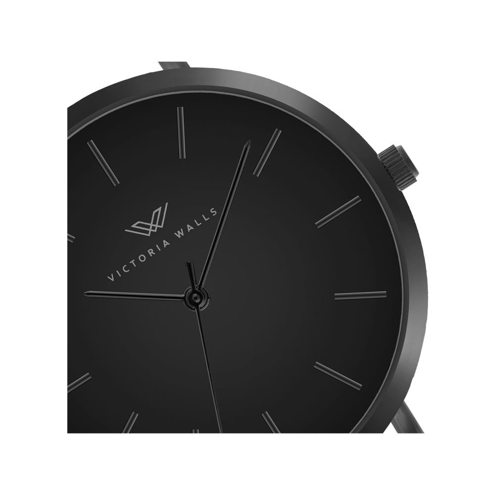 ... Dámske hodinky s remienkom v zlatej farbe z chirurgickej ocele Victoria  Walls Duro ... 58de839990d