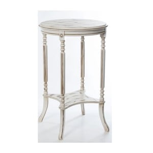 Odkladací stolík Legend Handmade, 47x47x73 cm