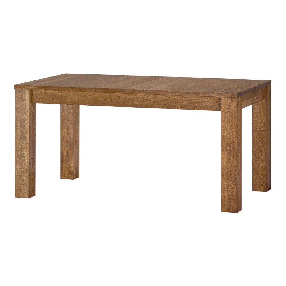 Rozkladací jedálenský stôl z dubového dreva Szynaka Meble Velvet