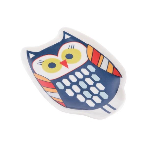 Miska na odkladanie šperkov Owl
