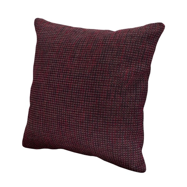 Vankúš Pillow 40x40 cm, čerešňový