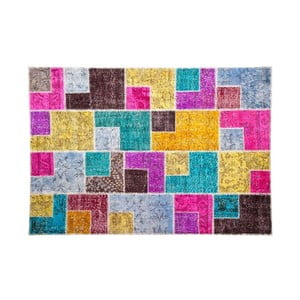 Vlnený koberec Allmode Box, 150x80 cm