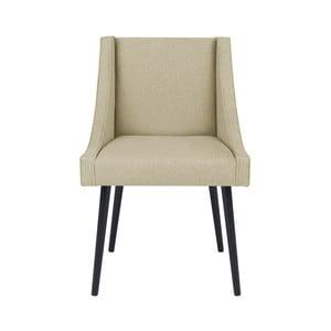 Béžová stolička Micadoni Home Massimo