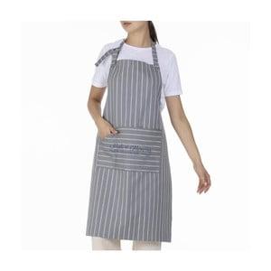 Sivá bavlnená zástera Bella Maison Chef