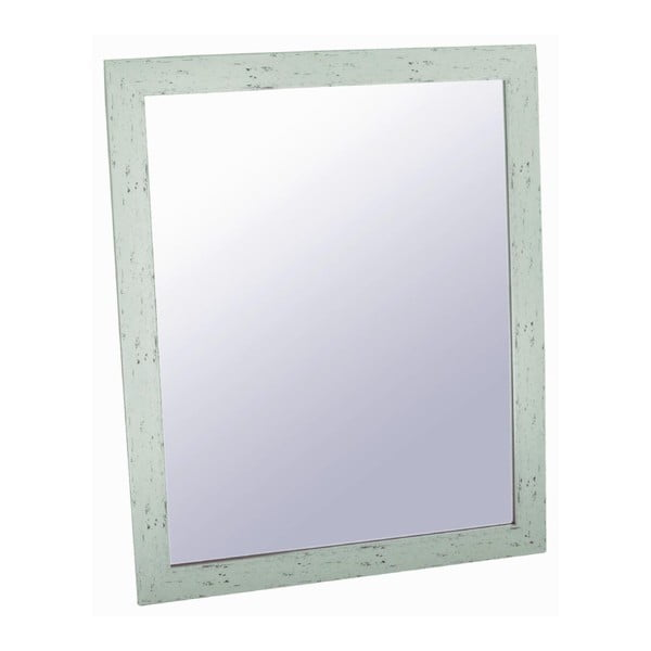 Zrkadlo Romantic Mint, 46x56 cm
