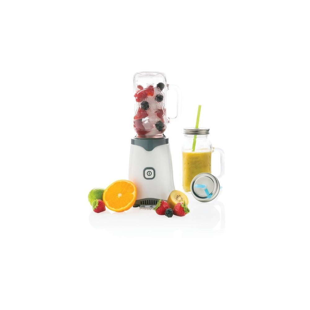 Mixér na smoothie s dvomi pohármi XD Design Mix 600 ml