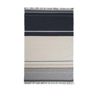 Vlnený koberec Metallum Granite, 80x150cm
