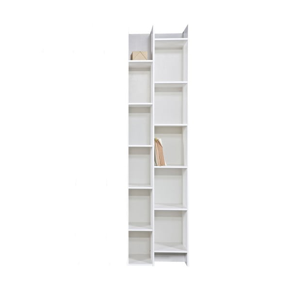 Biely prídavný modul ku knižnici DeEekhoorn Grenen