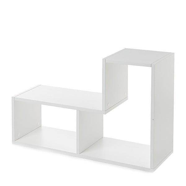 Biela modulová polic Tomasucci Tetris
