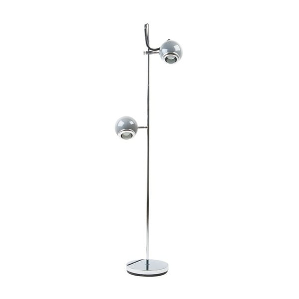 Stojacia lampa Retro 2 Lights Grey