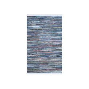 Koberec Elena 91x152 cm, modrý