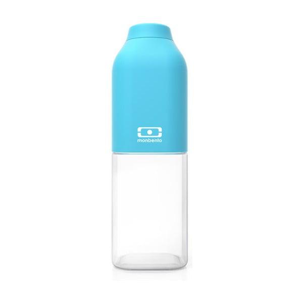 Modrá fľaša Monbento Positive, 500 ml