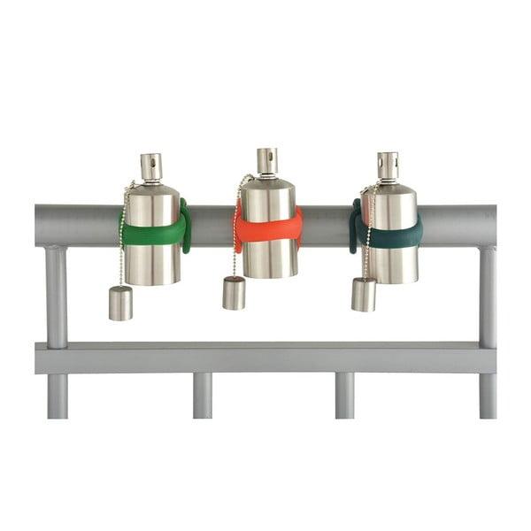 Sada 3 olejových lámp na zábradlie Esschert Design Happy