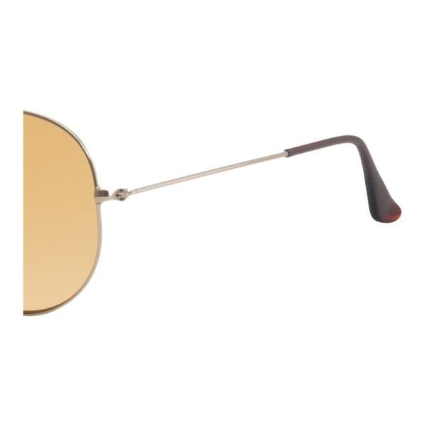 Slnečné okuliare Ray-Ban Aviator Sunglasses Gold Dark