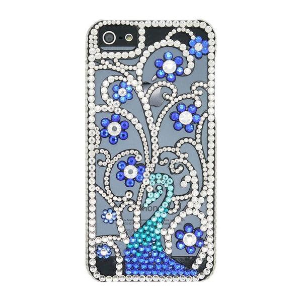Obal na iPhone5/5S Wild Peacock