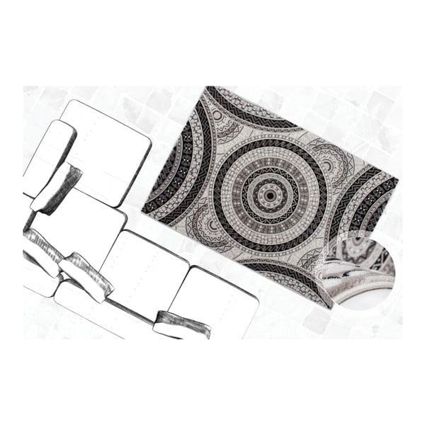Koberec Talitha 713 Silver, 160x230 cm