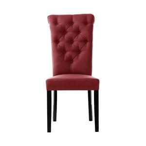 Červená stolička L'Officiel Taylor
