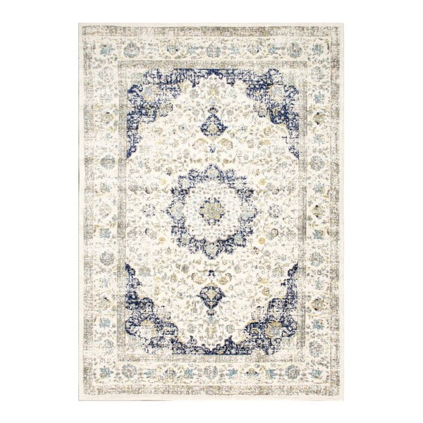 Koberec Oldie Blue, 160x236 cm