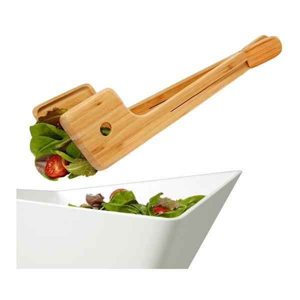 Šalátové servírovacie nástroje Tongs