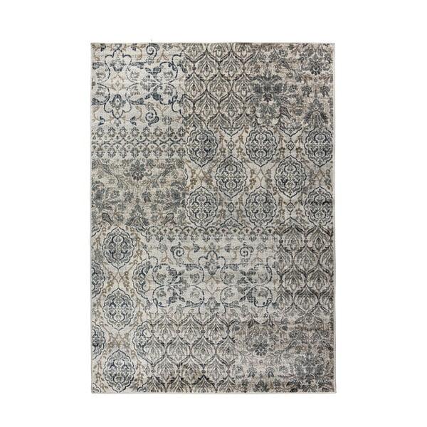 Koberec Padua no. 2, 65x110 cm, sivý