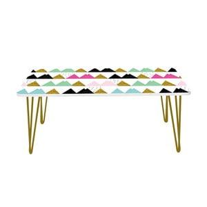 Konferenčný stôl Triangle Pastel