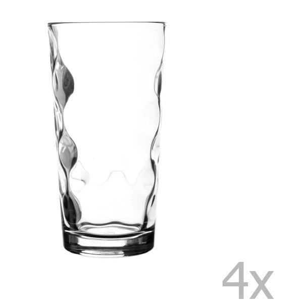 Sada 4 pohárov Essentials Viva, 300 ml