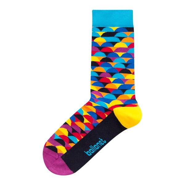 Ponožky Ballonet Socks Sunset, veľkosť 36-40
