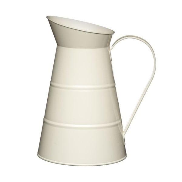 Džbán na vodu, 2,3 l, krémový