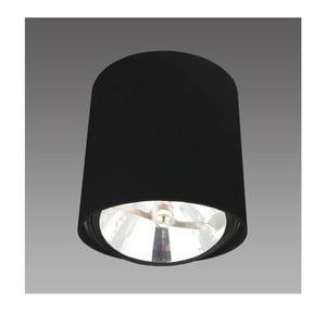 Čierne stropné svietidlo Light Prestige Calda