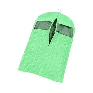 Zelený obal na oblečenie Cosatto Natura, 100 cm