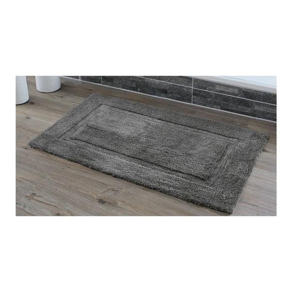Kúpeľňová predložka Rahmen Anthracite, 60x100 cm