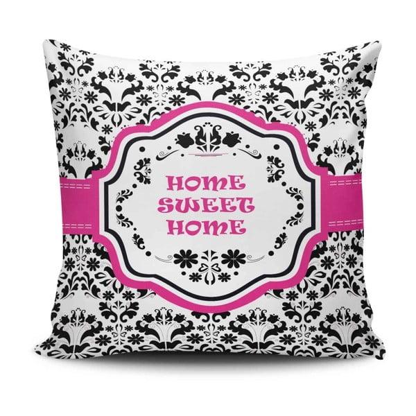 Vankúš s prímesou bavlny Cushion Love Pakia, 45 × 45 cm