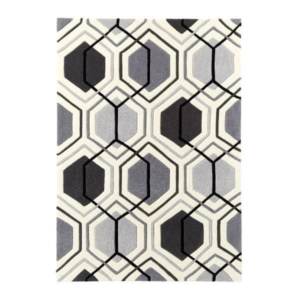 Koberec Hongkong Gray, 150x230 cm